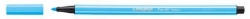 Fasermaler Pen 68 - 1 mm, neonblau