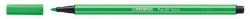 Fasermaler Pen 68 - 1 mm, neongrün