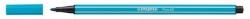 Fasermaler Pen 68 - 1 mm, hellblau