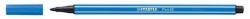 Fasermaler Pen 68 - 1 mm, dunkelblau