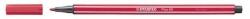 Fasermaler Pen 68 - 1 mm, dunkelrot