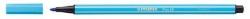 Fasermaler Pen 68 - 1 mm, azurblau