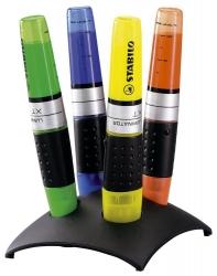 Textmarker LUMINATOR®, Tischset mit 4 Stiften