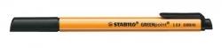 Faserschreiber GREENpoint®, 0,8 mm, schwarz