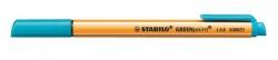 Faserschreiber GREENpoint®, 0,8 mm, türkis