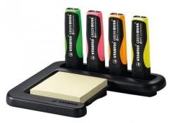 Textmarker GREEN BOSS®, Tischset mit 4 Stiften