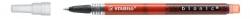 Tintenrollermine  bionic® RB - 0,4 mm, rot