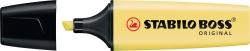 Textmarker BOSS® ORIGINAL - pastell gelb