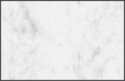 Visitenkarten, 3C, glatter Schnitt rundum, 225 g/qm, beidseitig Marmor grau, 100 Stück