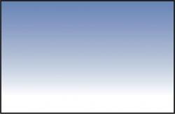 Visitenkarten, 3C, glatter Schnitt rundum, 200 g/qm, Farbverlauf blau, 100 Stück