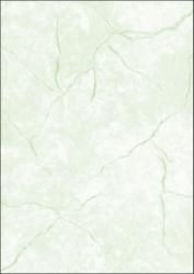 Struktur-Papier, Granit grün, A4, 90 g/qm, 100 Blatt