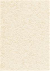 Struktur-Papier, Perga champagne, A4, 200 g/qm, 50 Blatt