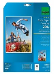 Inkjet Fotopapier Everyday - A4, hochglänzend, 200 g/qm, 20 Blatt