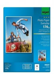 Inkjet Fotopapier Everyday - A4, hochglänzend, 170 g/qm, 50 Blatt