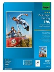 Inkjet Fotopapier Everyday - A4, hochglänzend, 170 g/qm, 100 Blatt