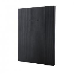 Notizbuch CONCEPTUM® - ca. A4, liniert, 194 Seiten, schwarz, Hardcover