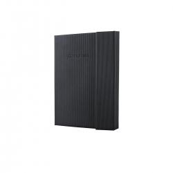 Notizbuch CONCEPTUM® - ca. A5, liniert, 194 Seiten, schwarz, Hardcover