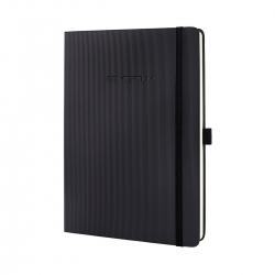 Notizbuch CONCEPTUM® - Tablet Format (180x240 mm), Hardcover, liniert, 194 Seite, schwarz
