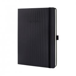 Notizbuch CONCEPTUM® - Tablet Format (180x240 mm), Hardcover, kariert, 194 Seite, schwarz