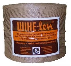 Tewe-Kordel, Polypropylen-Packschnur, hanffarbig