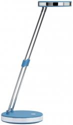 LED-Leuchte Puck blau