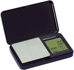 Taschenwaage MAULpocket II - schwarz, 500g