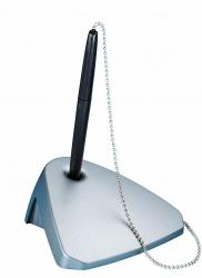 Kuliständer modern, Kunststoff, 106 x 138 x 112 mm, silber