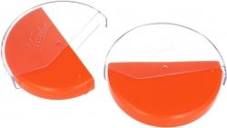 Behälter für Diagrammscheiben, Kunststoff, Ø 13 cm