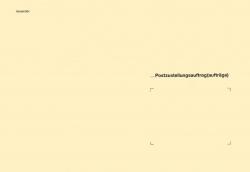 Zustellungsumschlag äußerer DIN B5 - ohne Sichtfenster, 100g/qm, 100 Stück