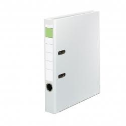 Schlitzordner PP - A4, 50 mm, weiß