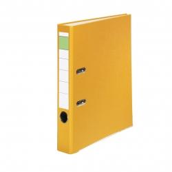 Schlitzordner PP - A4, 50 mm, gelb