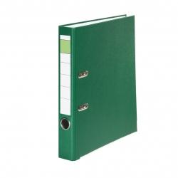 Schlitzordner PP - A4, 50 mm, grün
