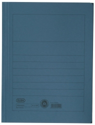 Aktenmappe, Manilakarton (RC), 250 g/qm, A4, 15 mm, blau