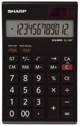 Tischrechner EL-124TWH, anzeigend