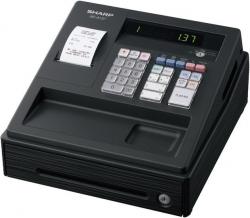Elektronische Kasse XE-A137, schwarz