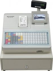 Elektronische Kasse XE-A217W - weiß