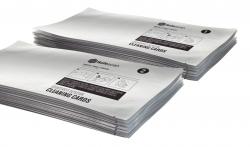 Reinigungskarten für Banknotenzähler - 2x 10 Stück