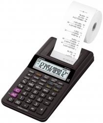 druckender Tischrechner HR-8RCE - schwarz