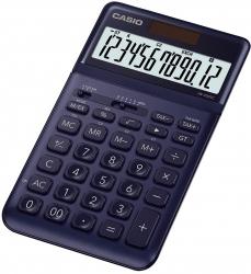 Tischrechner JW-200 - Solar-/Batteriebetrieb, 12stellig, LC-Display, dunkelblau