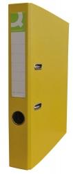 Ordner PP - A4, 50 mm, gelb