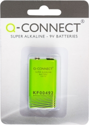 Super Alkaline Batterien - E-Block, 9,0 V