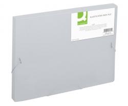 Sammelbox - A4, 250 Blatt, PP, milchig transluzent