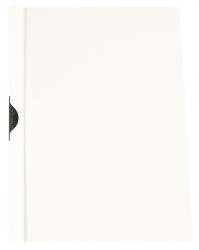 Klemm-Mappe - weiß, Fassungsvermögen bis 30 Blatt