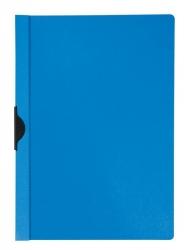 Klemm-Mappe - blau, Fassungsvermögen bis 30 Blatt