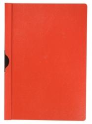 Klemm-Mappe - rot, Fassungsvermögen bis 30 Blatt