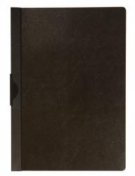 Klemm-Mappe - schwarz, Fassungsvermögen bis 30 Blatt
