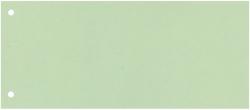 Trennstreifen - 190 g/qm Karton, grün, 100 Stück