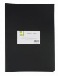 Sichtbuch - A3, 20 Hüllen, schwarz
