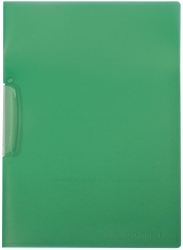 Klemm-Mappe - grün, Fassungsvermögen bis 25 Blatt