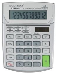 Tischrechner, weiß, 12-stellig